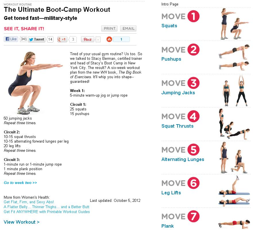 boot camp exercises for women weight loss medicine for. Black Bedroom Furniture Sets. Home Design Ideas